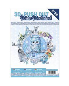 3D Push out no.20 8718715060517