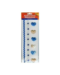 Adhesive Ribbons Blauw-Wit-Hartjes 4.603.030_small