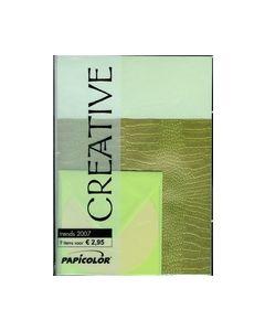 Papicolor papier pakket Groen 547009_small