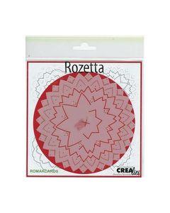 Rozetta mal RO-600-06 Crealies_small