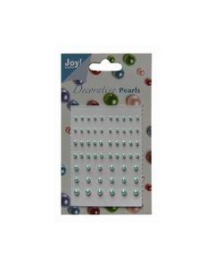 Joy Decorative Pearls licht groen 6020 0010_small