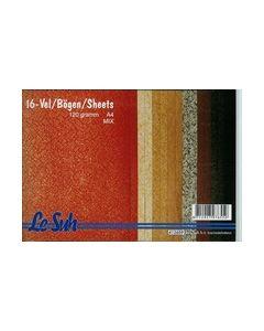 Le Suh pakket Glans papier kleie figuren 412659_small