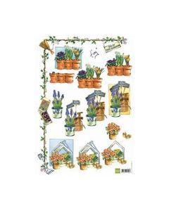 Mariannedesign 3D vel IT 508 Plantenkastje_small