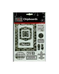 Chipboards Black en White CHP317899_small