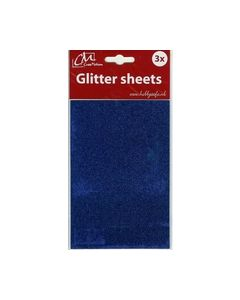 Glitter Sheet GMV355899 Blauw_small