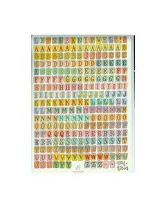 Marij Rahder L 2021 3D vel Letters_small