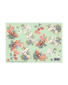 Card Deco HJ3902 Bloemen_small