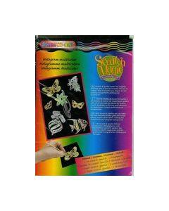 Scratch-art Hologram Multicolor 115632 1802_small