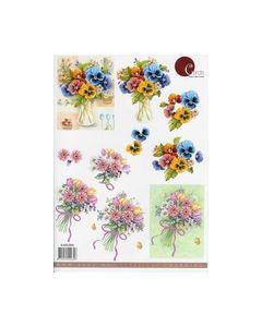 Claccics Charming 3D vel 4.610.085 bloemen Avec_small