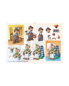 Card Deco 10010 schilder timmerman_small
