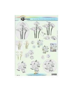 Pictures 3D 11055-329 Bloemen Condelance_small