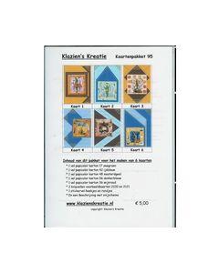 Klazien's Kreatie kaartenpakket 95 Sara abraham_small