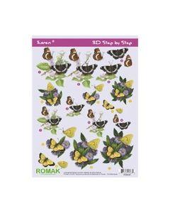 Karen Romak knipvel PO-600-04 Vlinders_small