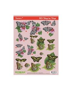 Karen romak knipvel PO-600-05 Vlinders_small