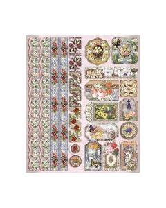 Joy Sparkling embossed Stickers 6013 0032_small