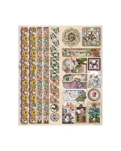 Joy Sparkling embossed Stickers 6013 0033_small