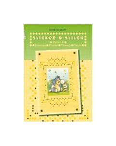 Sticker-o-Stich Bloemen Dylan 978-90-5945-118-6_small