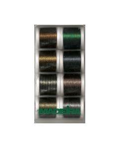 Madeira Metalic Soft Asorti doos 8 kleuren 8011_small