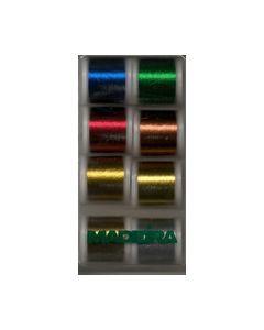 Madeira Metallic Classic Assorti doos 8 kleuren   8012_small