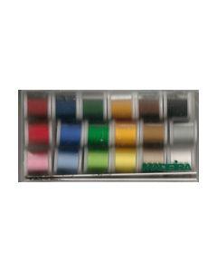 Madeira Ruyon Metallic Glamour Assortidoos 18 kleuren 8040_small