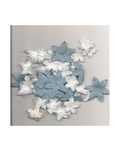 Paper Flowers be379399 Blauw_small