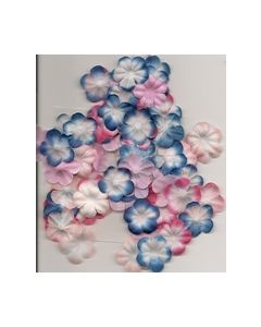 Paper Flowers Blauw Rose 379100_small