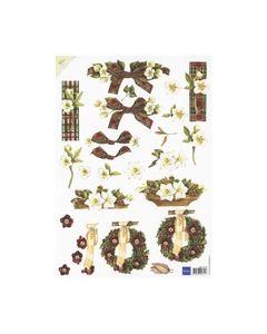 Mattie 3Dvel MB 0116 Bloemen krans_small