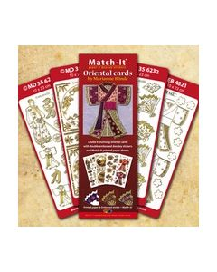 Match-It paper en doodey-stickers ZV8042 Oriental cards_small