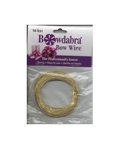 Bowdabra Bon Wire metaaldraad goud 83855300612_small