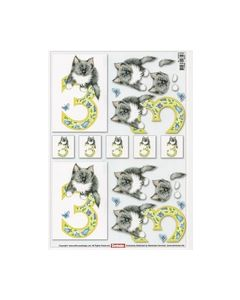 Stenboden 3D knipvel Poes 465976_small