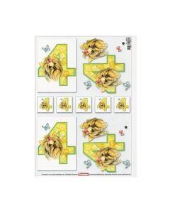 Stenboden 3D knipvel Hondjes 465977_small