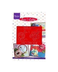 Susy Cuties borduurmal Van harte SUZY026_small