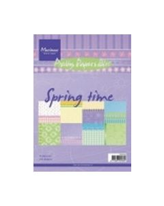 Pretty Papers Bloc Spring time PK906_small