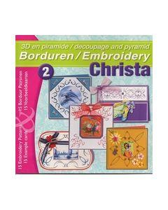 Borduren Embroidery Christa 2_small