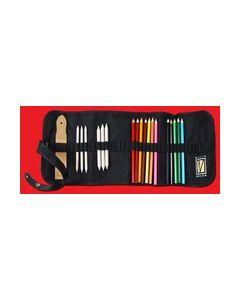 Doezelaar coloursoft potloden etui Nellie Snellen 62609_small