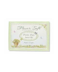 Flower Soft Sarters Kit  Pretty Pots 0311002PPSB_small