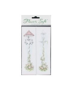 Flower Soft kaart vogelhuis lantaarn 510074_small