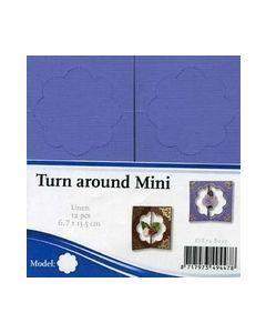 Turnaround mini Bloem lavendel wit 8717973494478_small