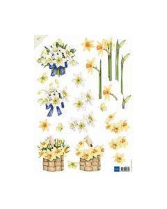 Mattie 3D knipvel MB0121 bloemen_small