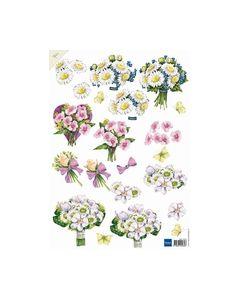 Mattie 3D knipvel MB0123 bloemen_small