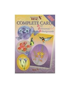 TBZ complete cards Pyramids Bloemen Vogels 308001_small