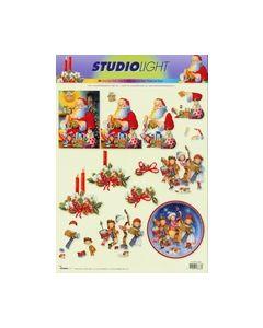 Studiolight Kerstman kinderen STAPSL968_small