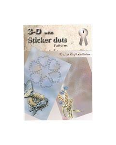 3-D met sticker dots boekje deel 1_small