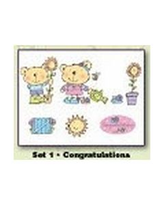 Stampies ST10001 Congratulations Clear stamps_small