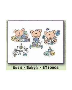 Stampies ST10005 Baby's Clear stamps_small