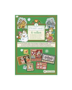 Marij Rahder Winter-cards nr.1 isbn 978-90-8843-064-0_small
