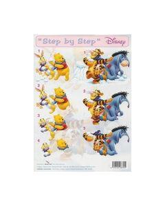 Disney Winnie The Pooh Kerst 28339_small