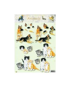 3D Vel Animals 01 Honden-Poezen_small