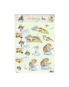 3D Vel Animals 09 Poezen_small