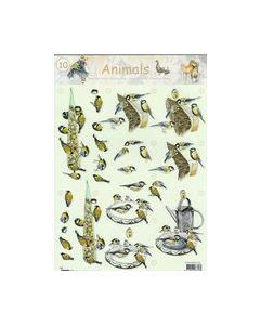 3D Vel Animals 10 Vogels_small